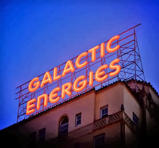 Galactic Energies - variant cover #18