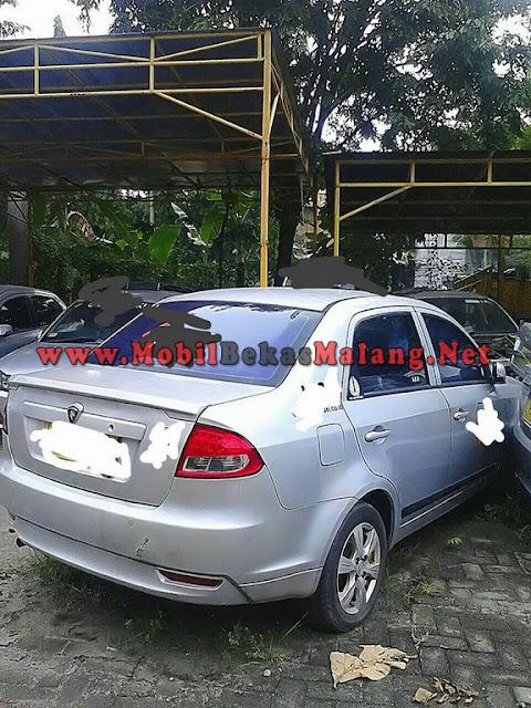 Proton Saga tahun 2012 bekas