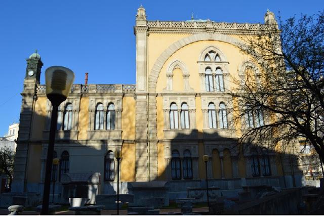 Το Γενί τζαμί παραχωρήθηκε σε μουσουλμάνους ή σε τούρκους;