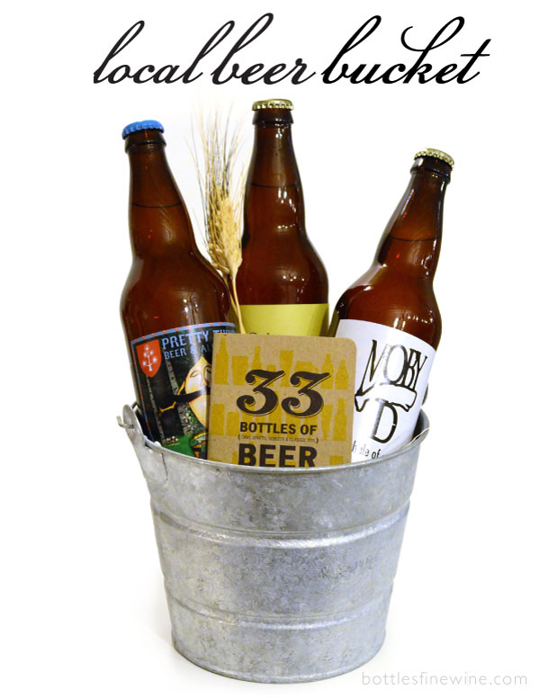 Rhode Island Beer Gift Baskets