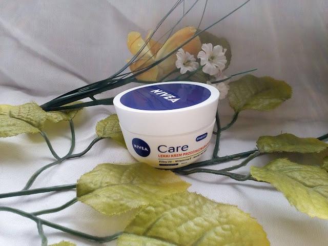 Nivea care - Lekki krem przeciwzmarszczkowy