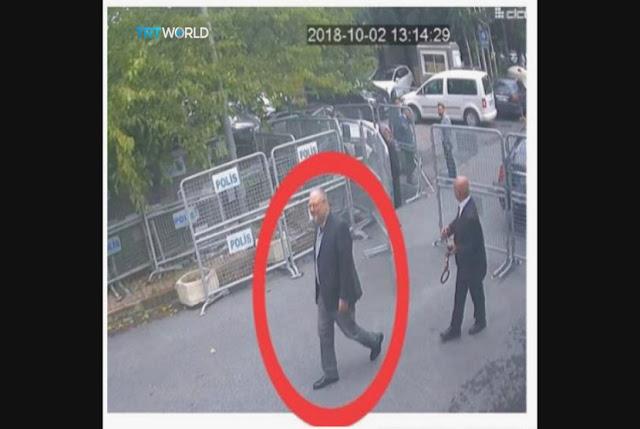 Rekaman Khashoggi Dibuka, Identitas Pembunuh Terungkap