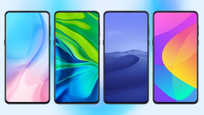 Download Mi Note 10 Stock Wallpapers Collection