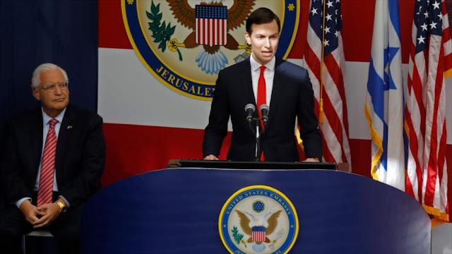 EEUU llama a reanudar los diálogos de paz con los palestinos