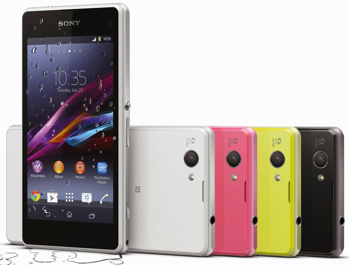 Sony Xperia Z1 Compact specification