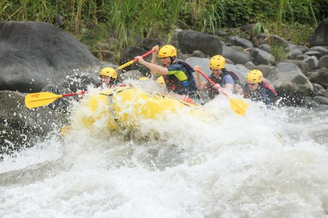 Rafting en el Pacuare
