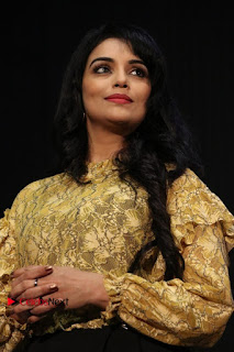 South Indian Actress Shweta Menon Stills at Inayathalam Audio Launch Stills  0004.jpg