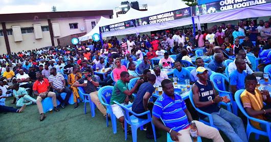 Star Lager Delights Fans As EPL Partner Clubs Clash