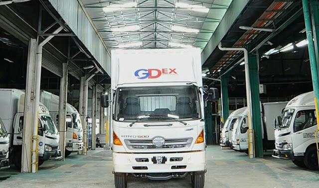 Cara Semak Tracking GDEX Express Online