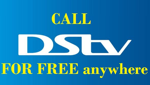 DSTV service and toll free phone numbers
