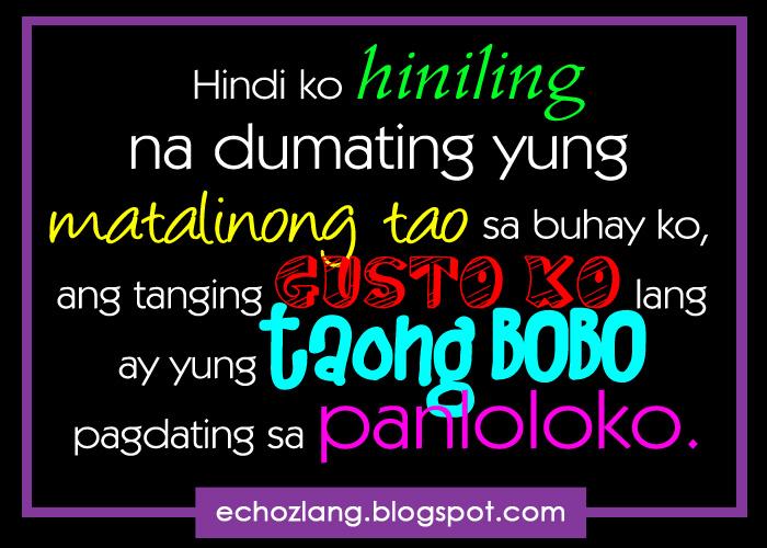 patama quotes tagalog manloloko - photo #16