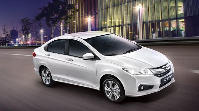 600 đơn đặt hàng trong ngày ra mắt Honda City 2016