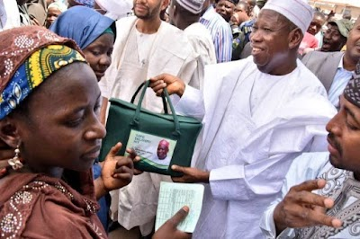 Governor Ganduje gifts 10,000 pregnant women delivery kits worth N140m