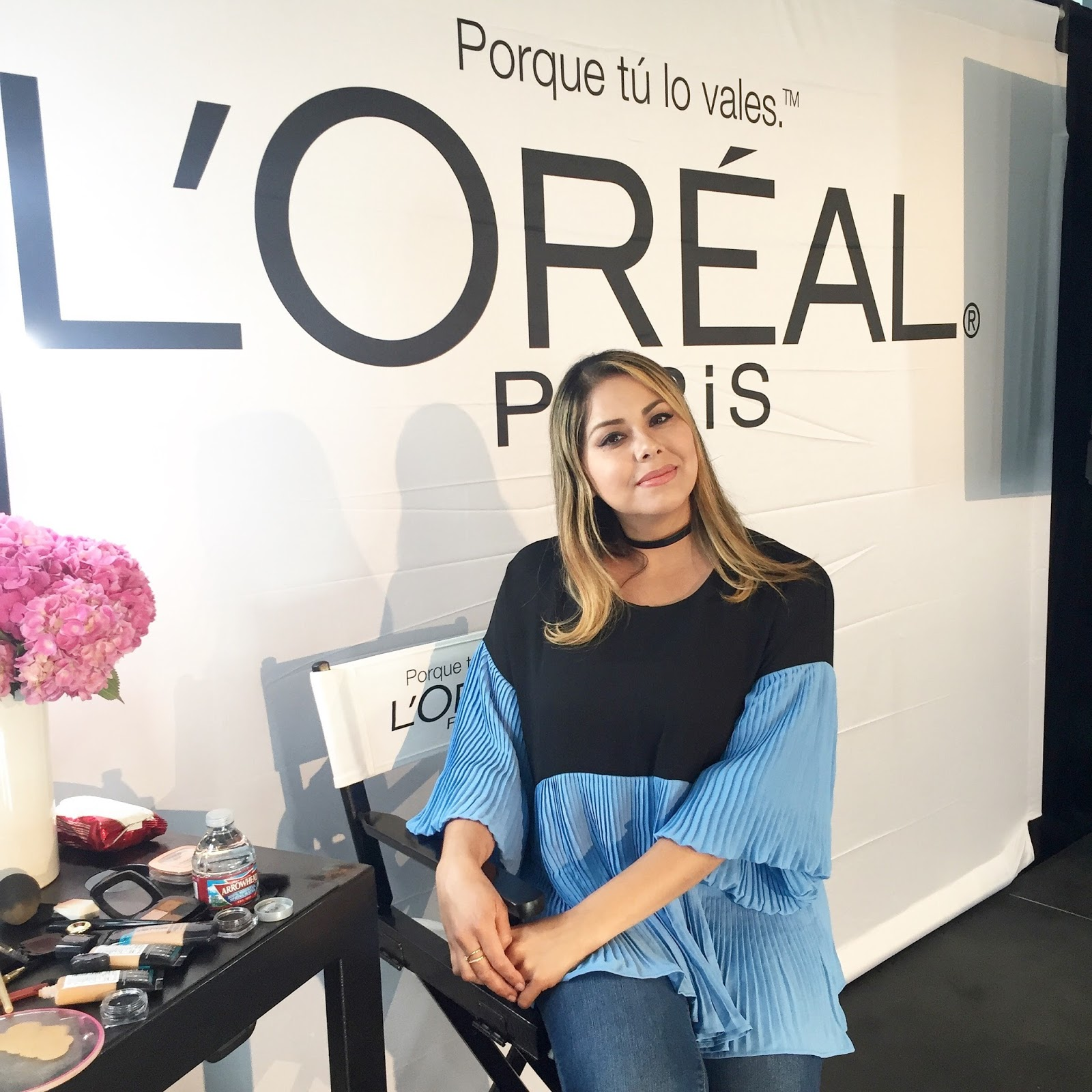 Master Makeup Class with L'Oréal, San Diego fashion blogger, san diego beauty blogger
