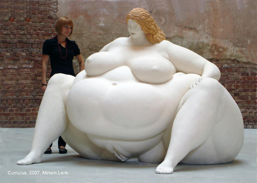 Image result for fat lady statue costa rica