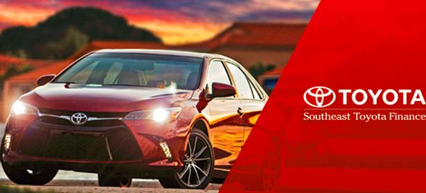Wonderful South East Toyota Finance