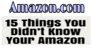 15 Things You Didnt Know About AMAZON | 10 Facts You Didn't Know About Amazon | 15 बातें Amazon ke bare me