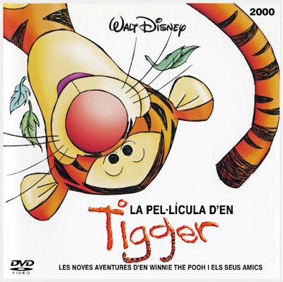 La pel·lícula d'en Tigger - [2000]