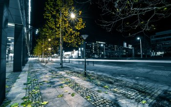 Wallpaper: Urban Night