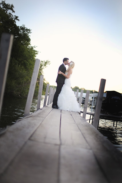 waterfront event center okoboji wedding