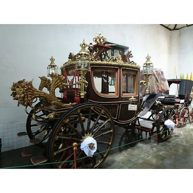 Museum kereta kraton yogyakarta | harga tiket | alamat & lokasi wisata