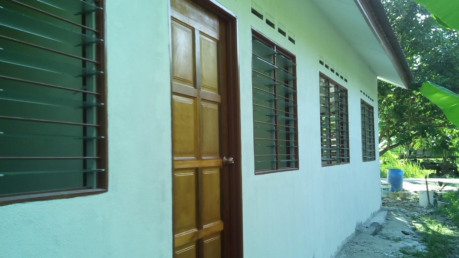 Gambar 6 Imej Luar Tingkap Naco Di Sekeliling Rumah
