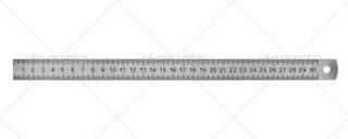 Alasan Kebanyakan Penggaris Panjangnya 30 cm