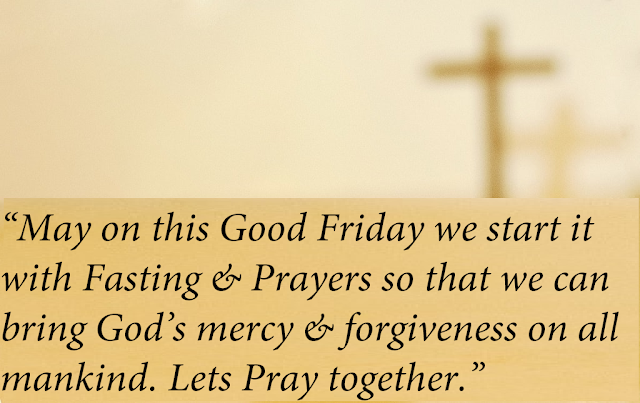 Good Friday Wallpapers with Messages 2020 Download