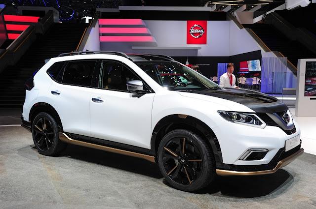 Nissan X-Trail, el modelo más vendido de Nissan a nivel global