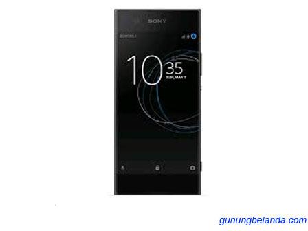 Cara Flashing Sony Xperia XA1 Dual G3116