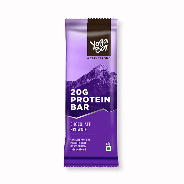 Yoga Bars - Chocolate_Brownie (Protein Bar)