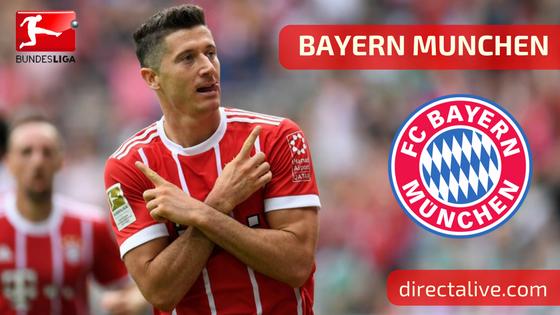 Live Streaming Bayern Munchen Bundesliga Germany