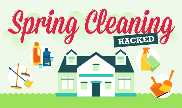 Spring cleaning: Hacked!