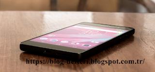 Sony Xperia E5 Teknik Özellikleri Ve Video İnceleme