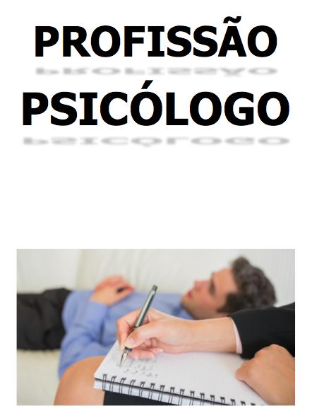 EBOOK: PROFISSÃO PSICÓLOGO