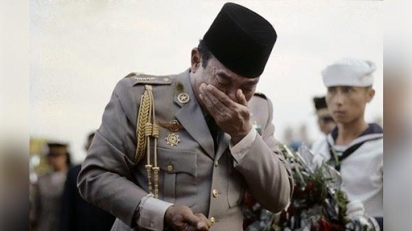 Fakta sejarah, Hari - Hari Terakhir Kehidupan Soekarno