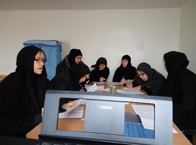 РПЦЗ: В Одесском Свято-Иоанновском монастыре сестры завершили изучение курса истории византийского пения