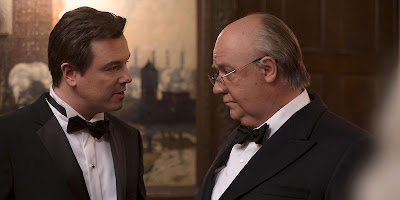The Loudest Voice Miniseries Russell Crowe Seth Macfarlane Image 1