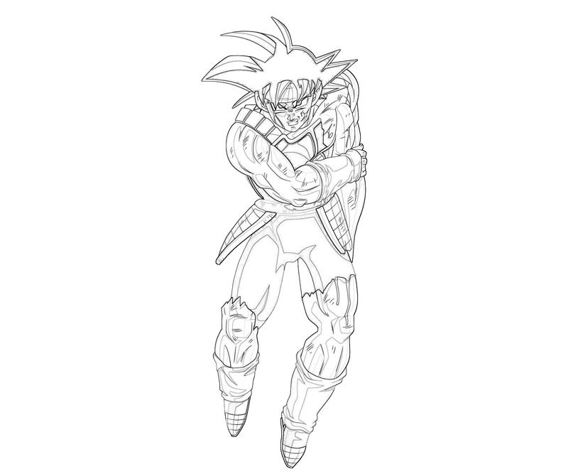 Bardock Bardock Lost Jozztweet