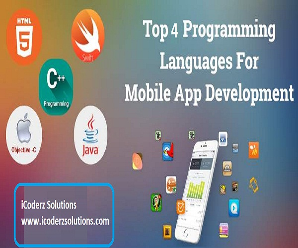 5 Best Programming Languages for Developing Mobile Apps