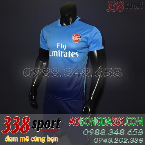 mẫu áo arsenal sân khách mới nhất