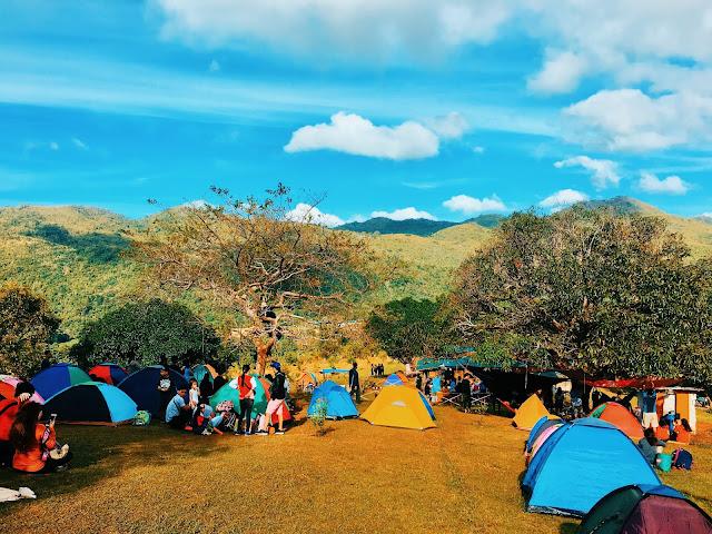 Lambingan Hill Campsite