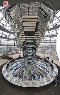 Berlín - Cúpula del Reichstag