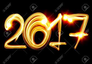 Happy New Year 2017 foto