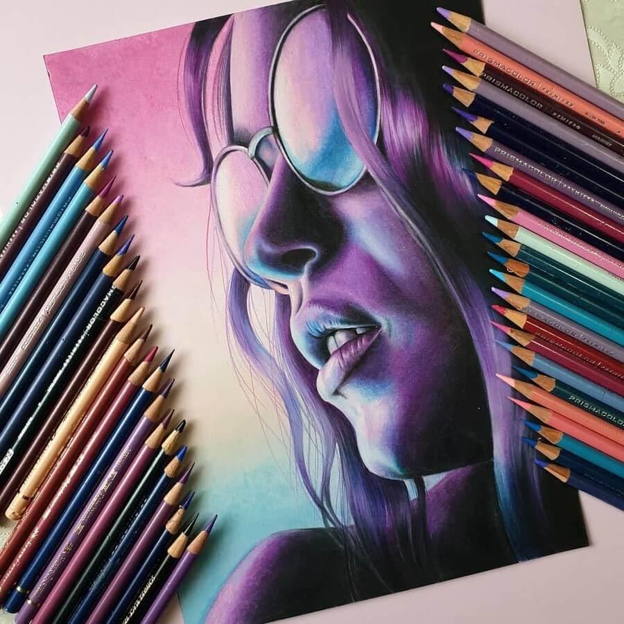 02-Milica-Pencil-Portraits-www-designstack-co
