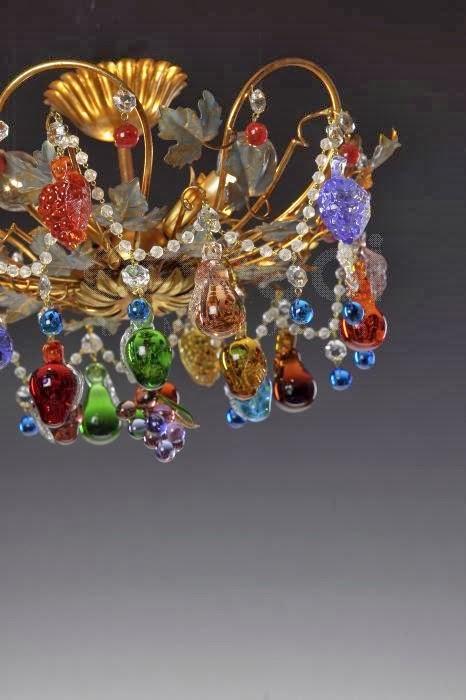 lampadari-di-murano-con-frutta-in-vetro-colorato