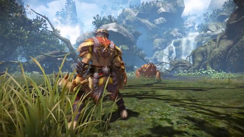 CryEngine Used To Create Monster Hunter Online For Windows PC - We
