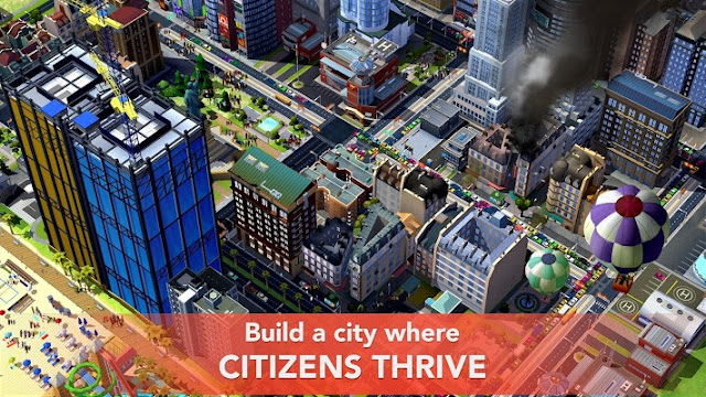 SimCity BuildIt MOD APK v1.13.10.45508