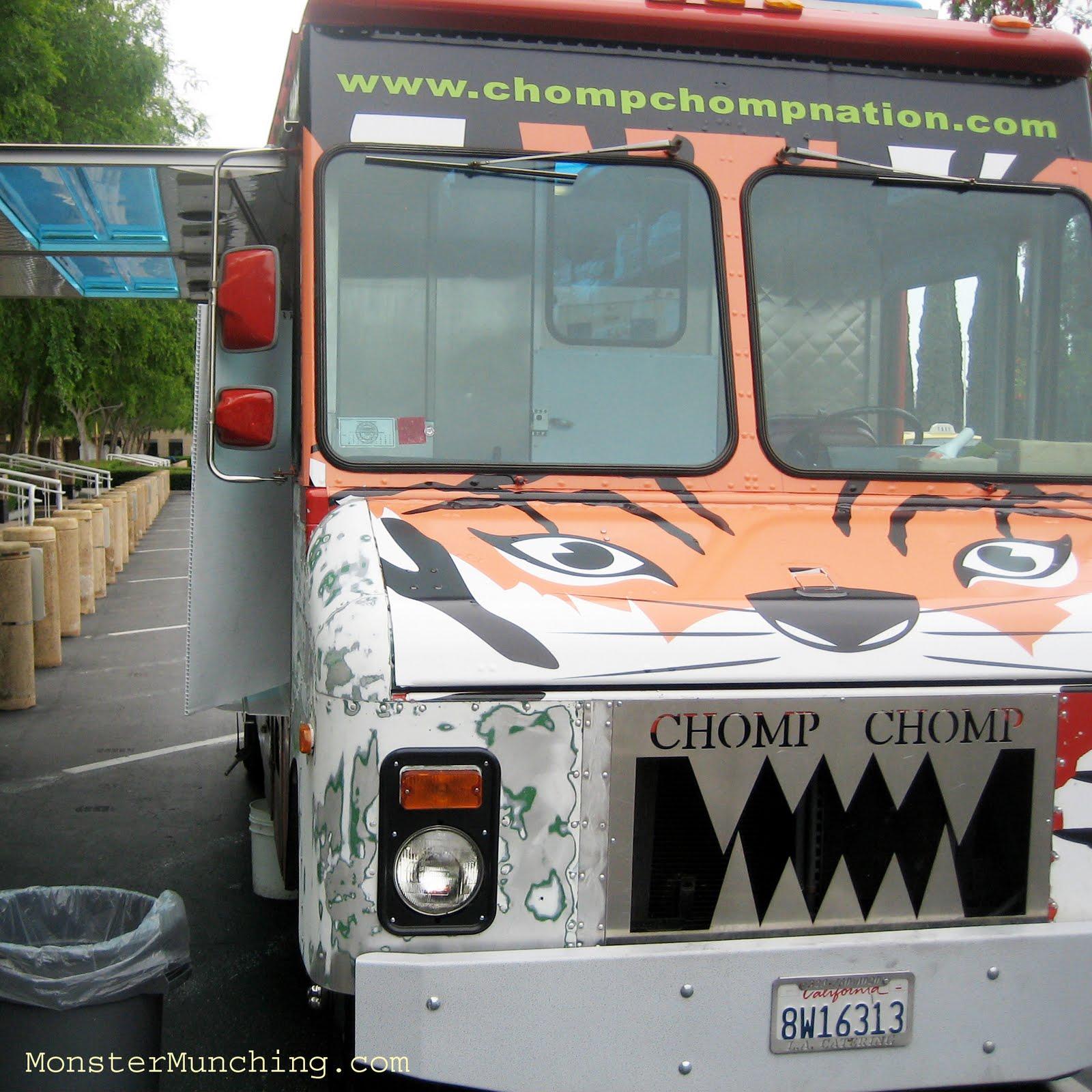 Food Trucks Orange County Fairgrounds