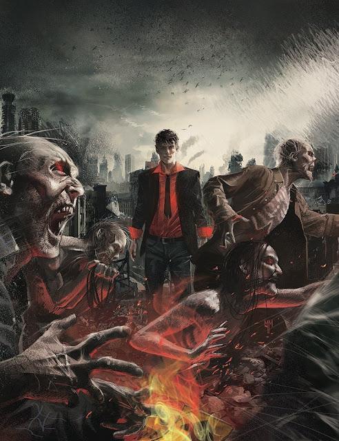 Dylan Dog - Il pianeta dei morti - Nemico Pubblico n.1